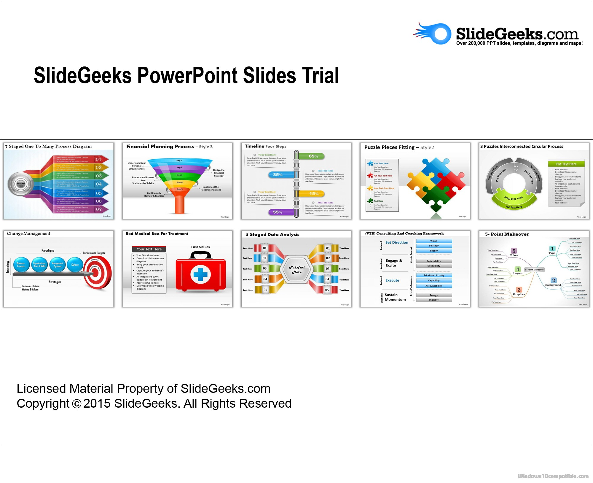 Slidegeeks powerpoint templates 10 free download screenshot toneelgroepblik Gallery